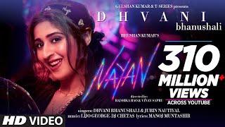 Nayan Song Lyrics in English - Dhvani Bhanushali