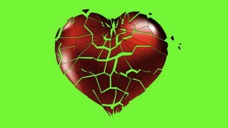 free green screen footage heart appearing hd most popular videos