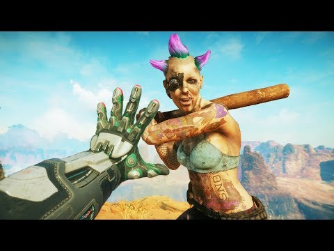 Rage 2 Creative Combat Kills | Outposts Liberation