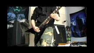 Taste Of My Scythe guitar cover