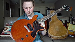 Pawn Shop 1950's Gibson Les Paul - but something is WRONG..