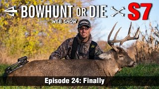 Bowhunting Illinois Bucks During Peak Rut | Bowhunt or Die S7E24