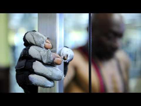 Sonny the 70-year-old bodybuilder