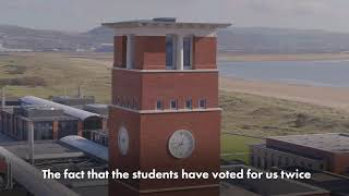 Swansea University - What Uni University of the Year 2019
