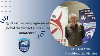 Plan de relance clubs - axe matériel