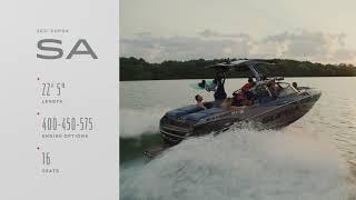 Supra Boats 2021 | SA 400-450-550