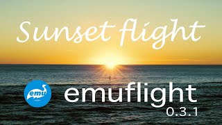 Emuflight 0.3.1 for SECRET_TARGET | Dynamic rates | FPV DRONE Freestyle | The Sun Goes Down - Lvly