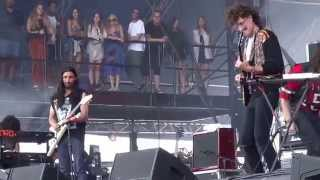 Julian Casablancas & The Voidz - Where No Eagles Fly (Live) @ Governor's Ball NYC 6.6.14