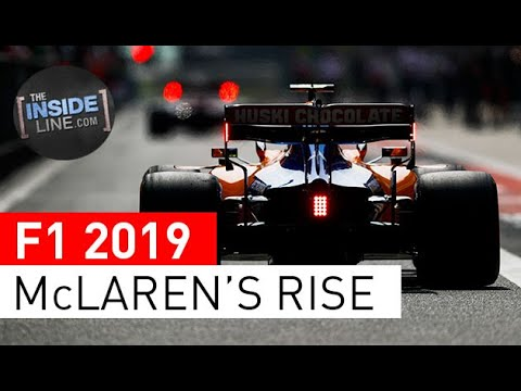 Image: Watch: McLaren's upward trajectory in 2019