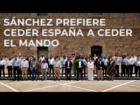 Sánchez prefiere ceder España a ceder el mando