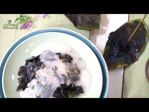 Bếp Cô Minh   Tập 103 - Hướng dẫn cách làm món Bánh Lá Mơ