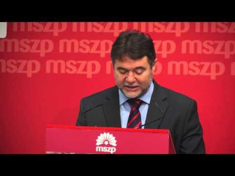 Az MSZP gazdaságpolitikai programját tárgyalja a Szövetség a változásért