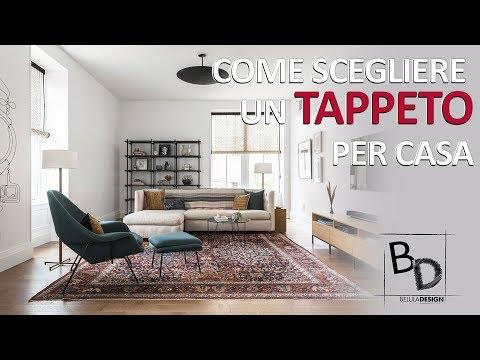 Come Scegliere un TAPPETO per casa | Belula Design
