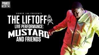 Mustard, YG, & Tyga Perform
