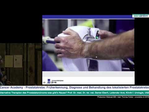 ProstataMassager Einsatz von Video
