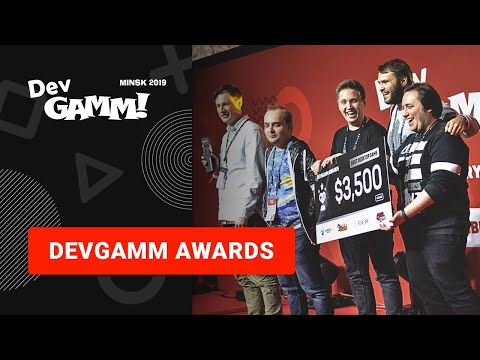 DevGAMM Awards (Minsk 2019 Edition)