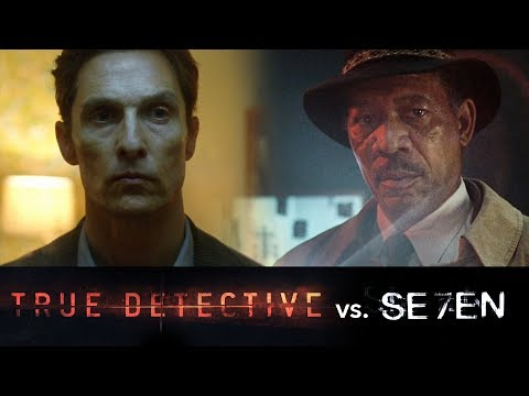 True Detective vs. Se7en — Creating Light Amongst The Dark