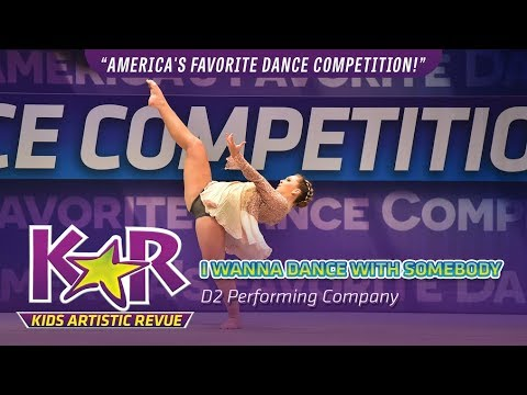 """I Wanna Dance With Somebody"" from D2 Performing Company"