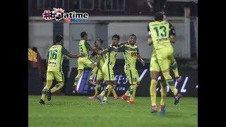 Selangor 2 - 3 Kedah Suku Akhir 1 Piala Malaysia 15-09-2017
