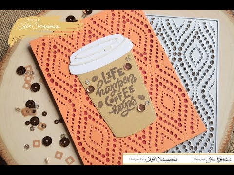 Coffee Lovers Bloghop featuring Kat Scrappiness