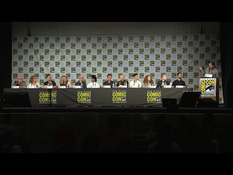 Star Trek: Discovery 2017 Comic-Con Panel - Part Two