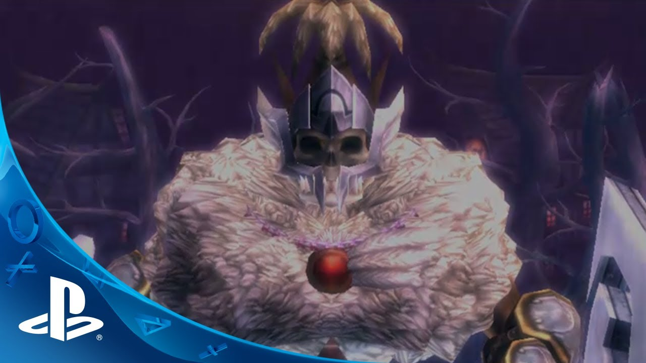 Ragnarok Odyssey ACE Out Today for PS3, PS Vita