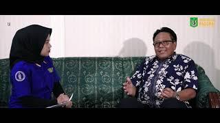 Universitas Nasional – Bincang-bincang dengan Wakil rektor (Prof. Dr. Drs. Eko Sugiyanto, M.Si)