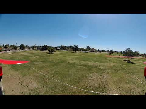 Traxxas Aton Brushless GPS Racer - FPV GPS Test Flight/Caddx Turtle V2 Mod