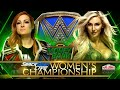 Becky Lynch vs Charlotte - WWE MONEY IN THE BANK 2019 [PROMO OFFICIAL]