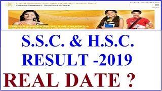 SSC & HSC Result Date 2019 Gujarat | SSC Result 2019 | Gseb Result Date 2019