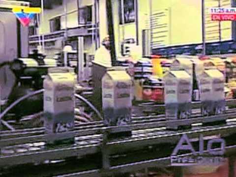 Venezuelan Shoppers Confront Rationing, Shortages