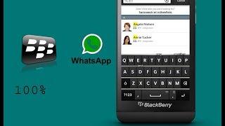 blackberry z3 whatsapp problem - मुफ्त ऑनलाइन