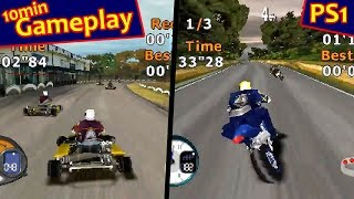 All-Star Racing 2 ... (PS1)