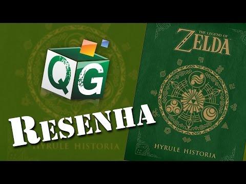 Resenha: The Legend of Zelda Hyrule Historia