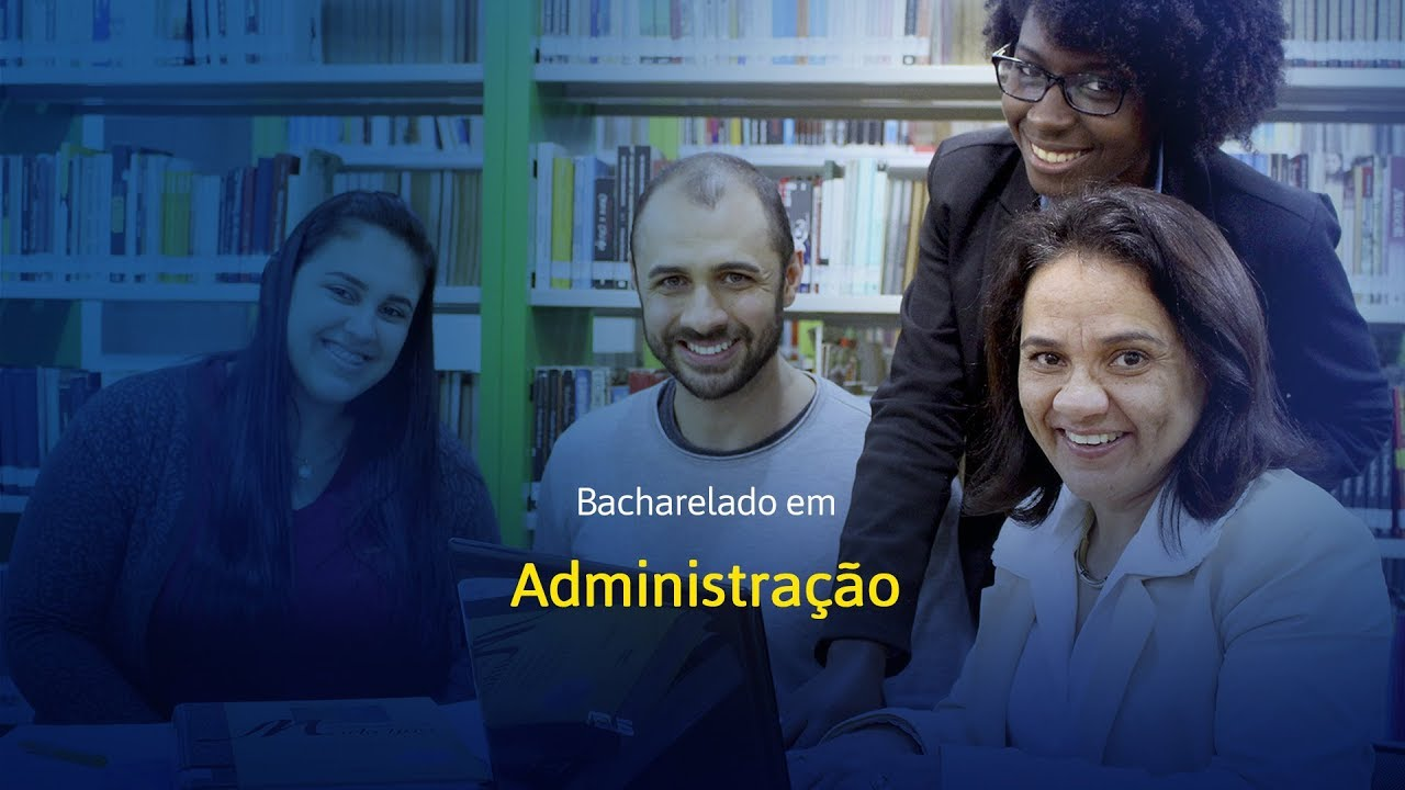 Curso de Administração - Faculdade IENH