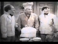 Three Stooges sing Happy Birthday