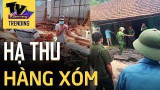 Hà Nội - Xuống tay với hàng xóm vì bụi xưởng mộc bay vào nhà