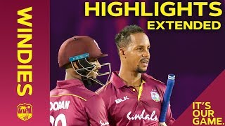 Windies vs Ireland 3rd T20 2020 | Extended Highlights
