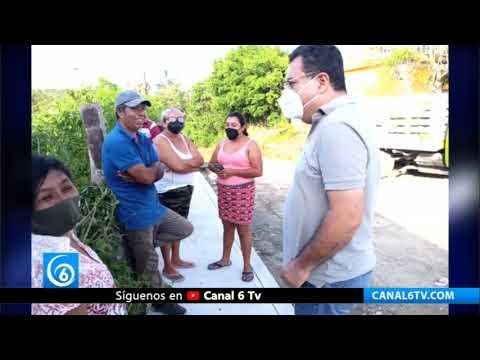 Afectaciones que dejó Grace en el campo Juan Ángel Espejo, presidente de Veracruz