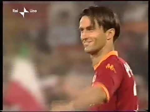 AS Roma - AC Milan Coppa Italia 2002/2003 full match