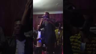 JUNIORBOY PERFORMS IRAPADA LIVE ON STAGE WITH 9ICE