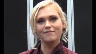 Eliza Taylor - 06/10/18 - Showbiz Junkies