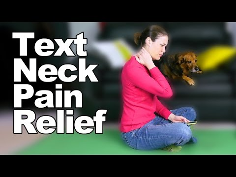 How To Avoid Neck Strain (While Looking At Your Phone All Day)