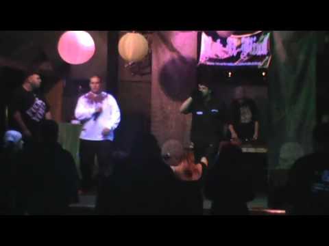 Rob-U-Blind...P.F.D live @ Chaos Revolution
