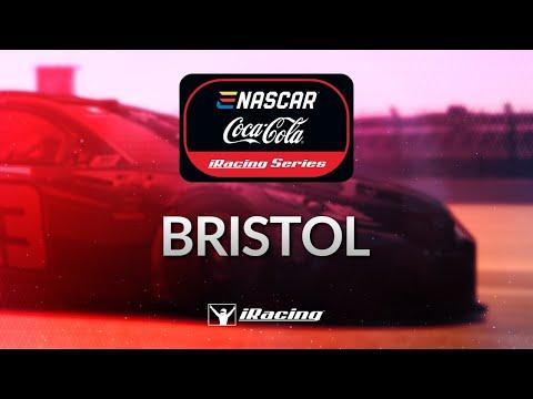 ENASCAR iRacingシリーズ第4戦 ビステルモータースピードウェイ レースライブ配信動画