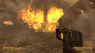 let's play Fallout New Vegas Lonesome Road part 3