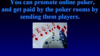 Making Money Online Playing Poker