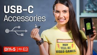 AndroidTips-USBTypeCAndroidAccessories-DIYin5Ep63