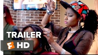 Barbershop The Next Cut Official Trailer 2 2016  Ice Cube Nicki Minaj Movie HD