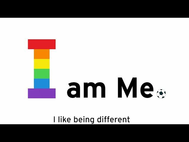 メッセージビデオ「I am Me」